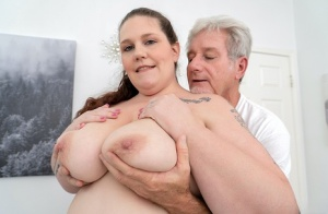 BBW And Old Man